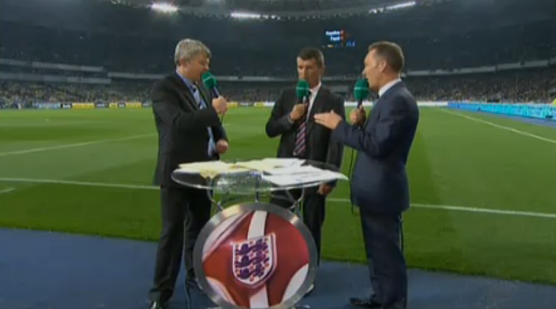 ITV sport link