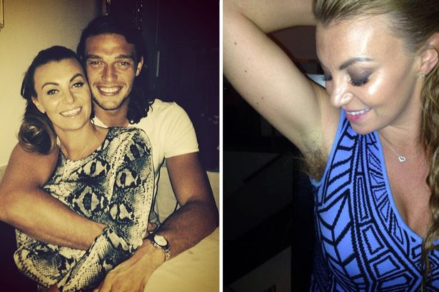 billi-mucklow-andy-carroll-hairy-armpit-3195822